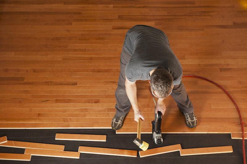Types Of Flooring Building Clean