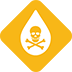 yellow other health defects symbol